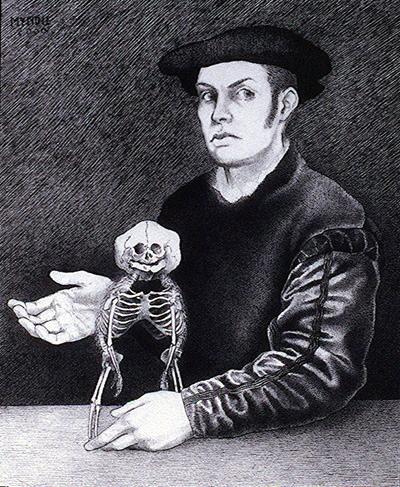 Portrait of an Amateur Pathologist
